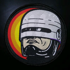 Patch - RoboCop (woven) - Horror, Sci-Fi, movie, cult, Robo Cop, cyberpunk