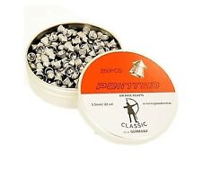 CLASSIC POINTED 5.5 mm .22 250 pcs. Air rifle Airgun Pellets AIR GUN PELLETS