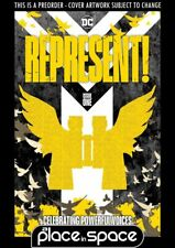 (WK24) REPRESENT! #1 - PREORDER JUN 16TH