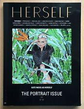 HERSELF Magazine 1,Kate Moss,Anna Dello Russo,Giovanna Battaglia,Anna Wintour