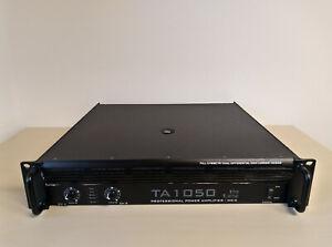 T Amp TA 1050 Endstufe / PA Verstärker / Amplifier / DJ / 19 Zoll