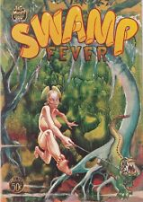 Swamp Fever (1972)  Underground Comic FINE Free Shipping!