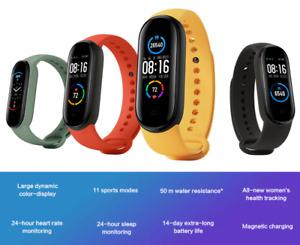 Global Version Xiaomi Mi Band 5 Smart Bracelet Amoled Screen 125 mAh Battery