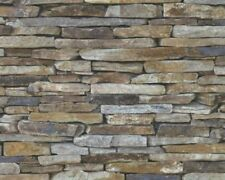 A.s. Creation Vlies Tapete Wood'n Stone 914217