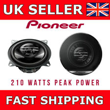 Pioneer 10 cm 2-way Coaxial Speakers 420 W Total Power Car Door Speakers ts-g1020f