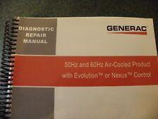 Generac Generator Diagnostic Repair Msanual
