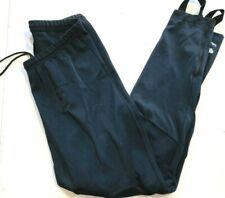 Womens Bellwether Leggings Pants Size Large Black Pull On Cycling Stirrups ln29)