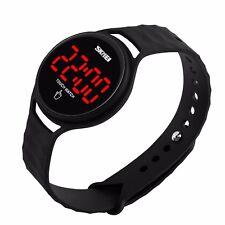 SKMEI Kids Girl Boy Waterproof LED Touch Screen Digital Child Sports Wrist Watch