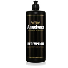 AngelWax Redemption Ultra Fine High Gloss Finishing Compound 500ml