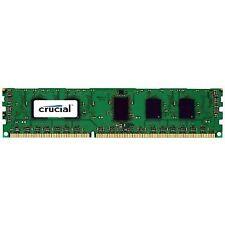 Crucial 8gb Ddr3 1600 ECC RDIMM VLP CT8G3ERVLD8160B