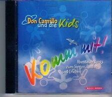 (CY79) Komm Mit!, Don Camillo und die Kids - 1997 CD