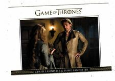 Game of Thrones  season 3  Relationships Gold parallel cards YOU PICK ONE
