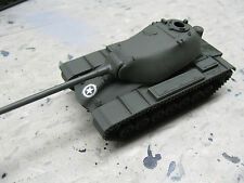 Roco Minitanks /  Pro Painted & Detailed 1/87 U S M-103 Heavy Tank Lot 35T