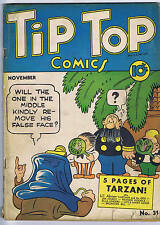 Tip Top Comics #31 United Features 1938