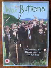 War of The Buttons 1994 DVD UK Adventure Drama Movie Region 2