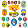 ALLERMATES HEALTH ALERT Allergy Charm Kids Wristband Characters - FREE UK P&P!