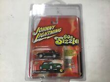White Lightning 60s Sizzle 1965 Green Shelby Cobra 427