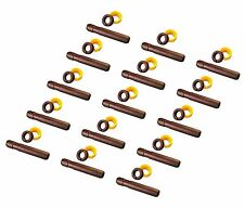 Cat Style Backhoe Bucket Tooth Pins and Retainers - set of 15