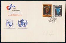 MayfairStamps Costa Rica 1981 International Telecommunications and World Health