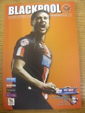 06/12/2014 Blackpool v Birmingham City  .  Thanks for viewing our item, we try a