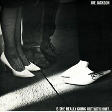 """Joe Jackson - Is She Really Going Out With Him? (7"""" Single 1979) EX"""