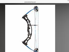 "Hoyt Fireshot Versa Flex RH 18""-28"" 45lbs Shred Blue (Spring Sale)"