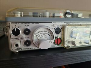 Nagra IV-SJ Stereo Reel To Reel Recorder - Mint Condition