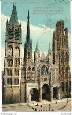 CPA-Carte postale-  France -Rouen - La Cathédrale (CP1400)