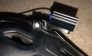 Solar Storm X3 Cree Type Bike Light Gopro Adapter