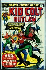Marvel Comics KID COLT Outlaw #196 The Robin Hood Raider VFN 8.0