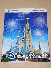 "Walt Disney World / Disney Parks 16.25"" x 21"" Plastic Shopping Bag"