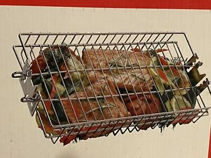 Rotisserie Basket Grill Cooking Char Broil Universal Fit. NEW **FREE SHIPPING**