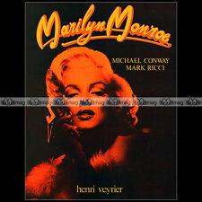 MARILYN MONROE par Michael Conway & Mark Ricci (1980) 160 pages Ed Henri Veyrier