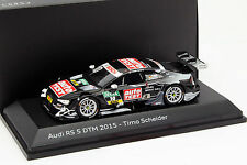 DTM Audi RS 5 #10 dtm 2015 Timo Scheider 1:43 Spark