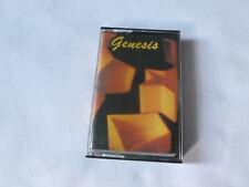 GENESIS ~ S/T ~ 1983 UK PROG ROCK CASSETTE TAPE ~ PAPER LABELS ~ UNOFFICIAL?