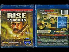 Rise of the Zombies (Brand New Blu-ray/DVD 2-Disc Combo Set, 2013)