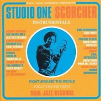 SOUL JAZZ RECORDS PRESENTS/STUDIO ONE SCORCHER  2 VINYL LP NEW