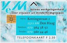 Telefoonkaart / Phonecard Nederland CRD042 ongebruikt - VeM Bureau