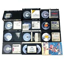 Rare Horror Betamax Movie Lot Beta 12 Tapes Day of The Dead Back to The Future