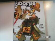 **b Dofus Mag n°4 Monter son Pandawa et son Ecaflip / Les Emotes / Quêtes Bwork