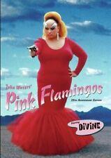 PINK FLAMINGOS: 25TH ANNIVERSARY EDITION DVD