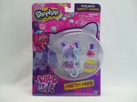 Shopkins Wild Style Exclusive Fluffy PRETTY PAWS