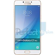 SAMSUNG Galaxy C7 Pro Dual SIM 64GB 4G LTE SM-C7010 Gold Unlocked C7010 Pink