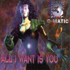 3-O-Matic All I want is you (1995)  [Maxi-CD]