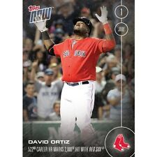 2016 Topps Now #199 David Ortiz  In Hand FREE Shipping  Print Run: 756