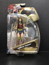 "Mattel Batman v Superman Wonder Woman 6"" Action Figure NEW IN BOX!"