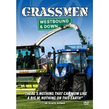 GRASSMEN WESTBOUND & DOWN DVD (2016 DVD Free UK P&P)
