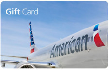 $250 American Airlines Gift Card - Email delivery