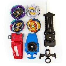Beyblade Burst Set With Launcher Arena Stadium Bey Blade Spinning Top Kids Gift