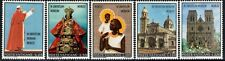 (Ref-12378) Vatican City 1970 Pope's Visit to Asia/Oceania SG.547/551 Mint (MNH)